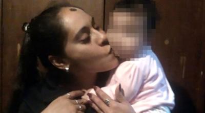 Arjantin'de Sapık Adam Sevgilisinin Kızına