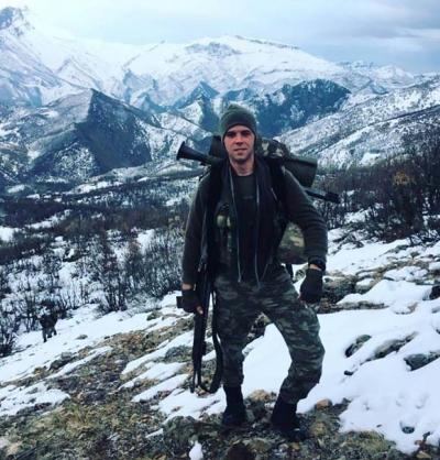 Şırnak'ta Kayalıklardan Düşen Uzman Çavuş'tan Acı Haber! Tedavi Gördüğü Hastanede Şehit Düştü