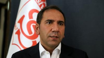 """Sivasspor Başkanı Otyakmaz """"Fenerbahçe İnşallah Bize Patlamaz"""""""