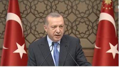 """Son Dakika! Cumhurbaşkanı Erdoğan: """"Temenni Ederim Ki Afrin Akşama Kadar Düşmüş Olur"""""""