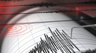 Son Dakika! Deprem 5,5'lik Deprem Korkuttu, Açıklamalar Art Arda Geldi