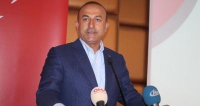 Son Dakika! Dışişleri Bakanı Çavuşoğlu: Rejim Teröristleri Korumak İçin Giriyorsa, Türk Askerini Kimse Durduramaz!