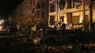 Son Dakika! İdlib'de 4 Ayrı Bölgede Patlama Oldu! 30 Ölü, 70 Yaralı