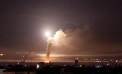 Son Dakika! İsrail Uçakları Bir Kez Daha Suriye'yi Vurdu, Ölü Sayısı Giderek Artıyor