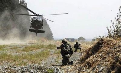 Son Dakika! Şırnak'ta Özel Harekat Ve ATAK Helikopteri Fırtınası! 6 Terörist Etkisiz Hale Getirildi