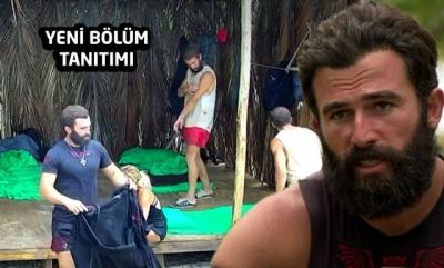Survivor 2018 7 Mayıs Fragmanı, Turabi Adını Yazan Takım Arkadaşlarına Savaş Açtı