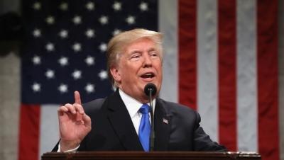 """Trump'tan Yine Çok Konuşulacak Suriye Açıklaması! """"Hemen Vurabiliriz"""""""