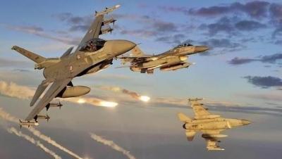 TSK Kuzey Irak'a Bomba Yağdırdı! 8 Terörist Öldürüldü
