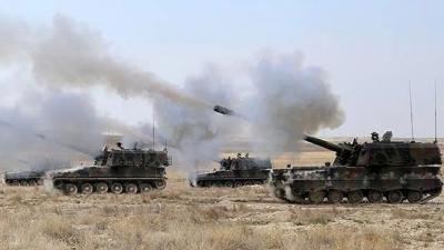 TSK'dan YPG'ye Ağır Bombardıman: 30 YPG'li Öldürüldü, Küstah Çağrılar Art Arda Geldi