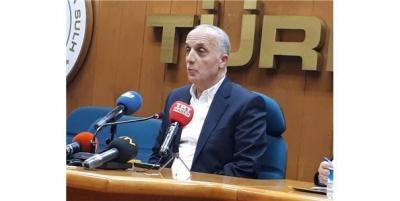 """TÜRK-İŞ Asgari Ücrete Tepki Gösterdi! """"Buna Muhalefet Edeceğiz"""""""