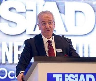"""TÜSİAD Başkanı'ndan Hükümete """"OHAL"""" Çağrısı"""