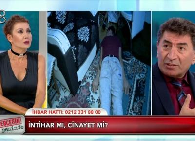 TV 8 Gerçeğin Peşinde 10 Ekim 2017 Hakan Ekinci'nin Ölümünde Şok Eden Gelişme! Hakan'ın Ağabeyi Özkan Muhabirlere Saldırdı!