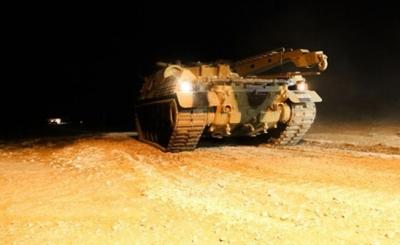Ve Türk Ordusu Resmen Bir Gece Ansızın Geldi! Mehmetçik İdlib'e Girdi