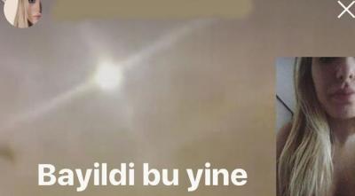 Yasmin Erbil Yine Rahat Durmadı! Bu Sefer Üstsüz Fotoğrafını Paylaştı