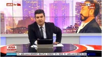 Akit TV Spikeri Canlı Yayında Çılgına Döndü: Adnan Oktar Derhal Tutuklanmalı!