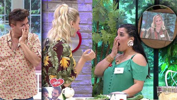 28 Eylül Gelinim Mutfakta Haftanın Finalinde Reyhan Hanım ve Ezgi Eleniyor