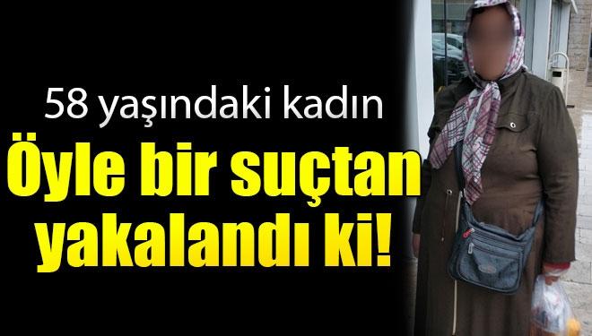 58 Yaşındaki Teyze Fuhuştan Gözaltına Alındı