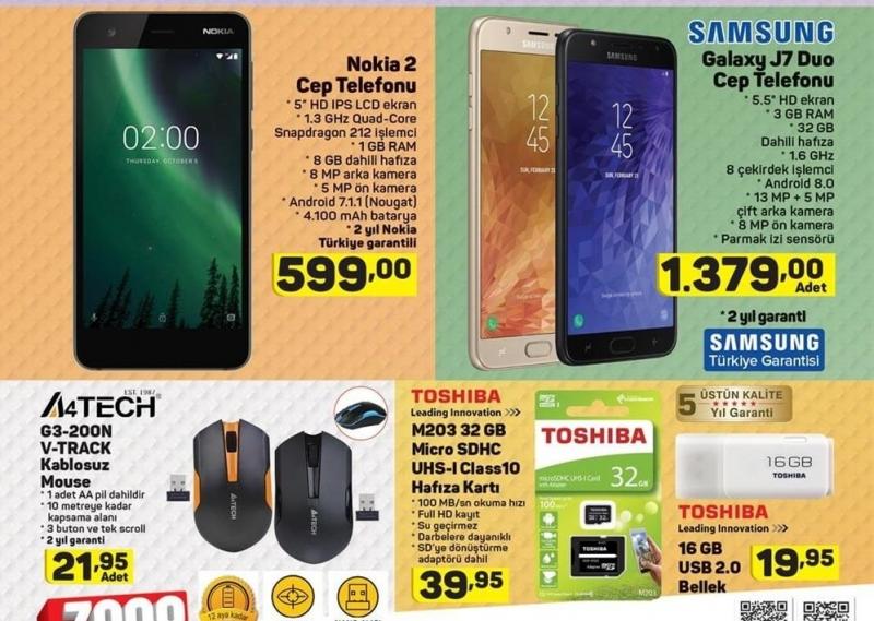 A101 Aktüel Bu Hafta Samsung Galaxy J7 Duo Cep Telefonunu Uygun Fiyata Satacak