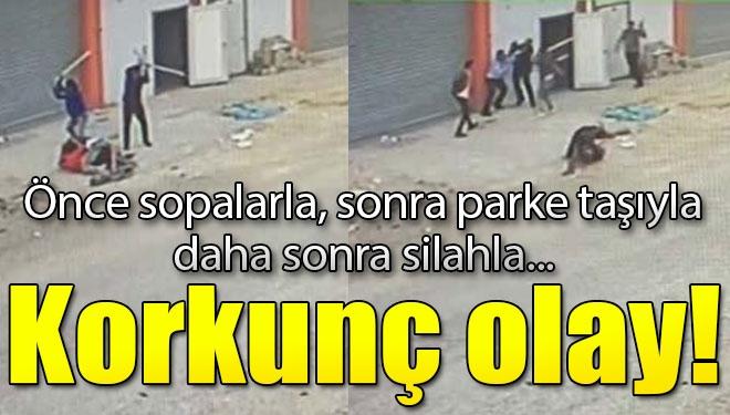 Adana'da Korkunç Olay! Taşlı Sopalı Silahlı Kavgada 1 Kişi Öldü, 4 Kişi Yaralandı