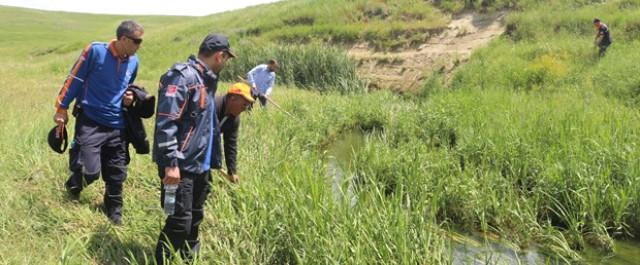 Ağrı'da Ailesi ile Birlikte Dedesine Bayram Ziyaretine Giden 4 Yaşındaki Kız Çocuğu Kayıp