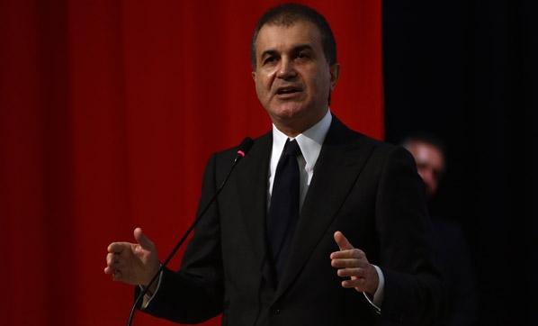 Ak Parti Sözcüsü Ömer Çelik'ten Rahip Brunson Açıklaması