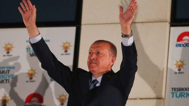 Arayıp Bizzat Teşekkür Etti! Erdoğan'a O İlçeden Yüzde 95'lik Rekor Oy
