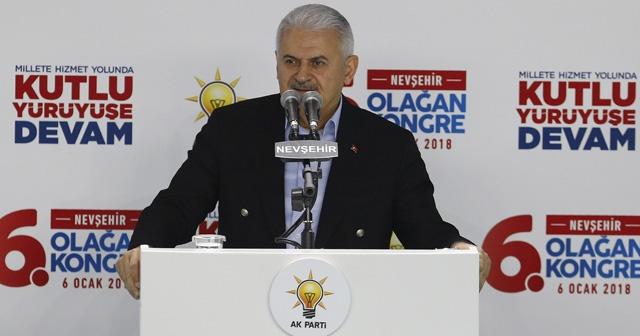 """Başbakan Yıldırım Kılıçdaroğlu'nu Fena Bozdu! """"Yalanda Da Standardı Çökertti Maşallah"""""""