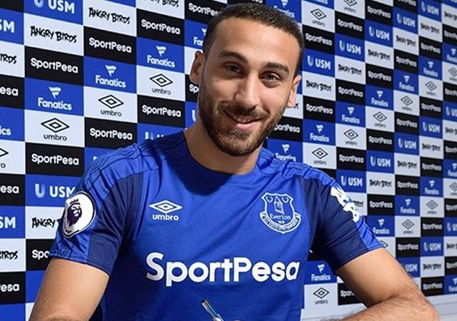 Cenk Tosun Resmen Rekor Ücretle Everton'da