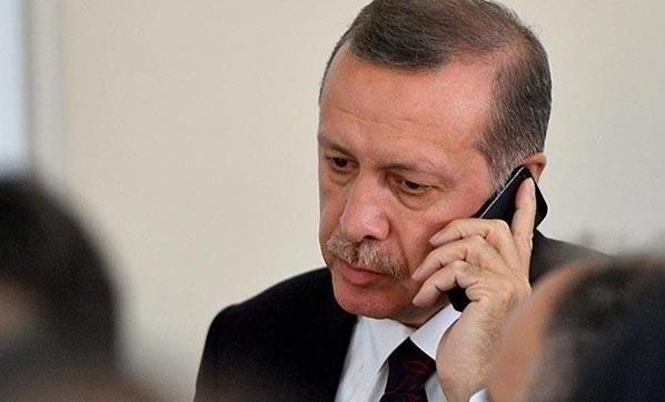 Cumhurbaşkanı Erdoğan Kaşıkçı'nın Ailesini Aradı