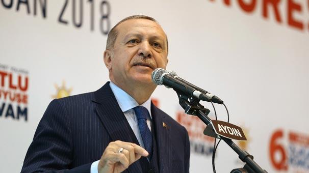 """Cumhurbaşkanı Erdoğan'dan Kılıçdaroğlu'na Sert Sözler! """"2019 Yılında Siyasi Hayatın Bitecek"""""""