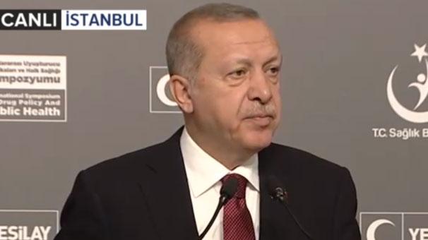 Cumhurbaşkanı Erdoğan'dan Düşen Helikopterde Şehit Olan 4 Asker İçin Başsağlığı Mesajı