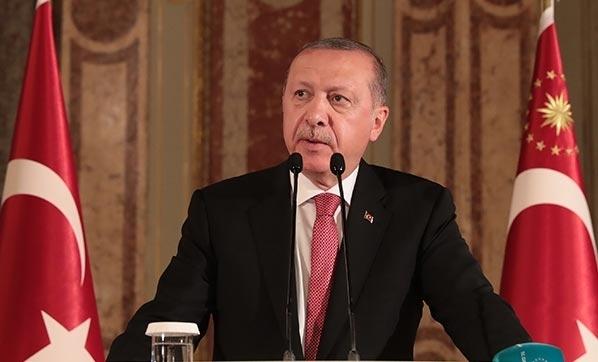 """Cumhurbaşkanı Erdoğan'dan Önemli Açıklama: """"Biz de Geç Kaldık"""""""