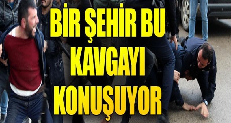Erzurum'da İki Grubun Kavgasında Ortalık Savaş Alanına Döndü: 3 Yaralı