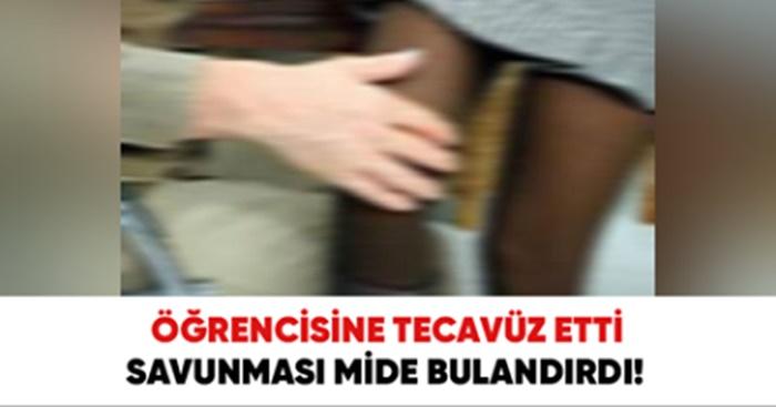 Eskişehir'de Erkek Öğrencisine Cinsel İstismarda Bulunduğu İddia Edilen Öğretmenin Savunması Pes Dedirtti!