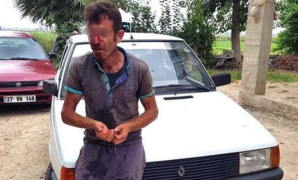 Evli Kadına Ahlaksız Teklifte Bulundu, Köylüler Meydan Dayağı Attı