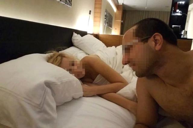 Genç İşadamına Yasak Aşk Şoku! Ayrıldığı Eşinin Aynı Şirkette Müdür Olan Şahıs ile Yatakta Fotoğraflarını Gördü