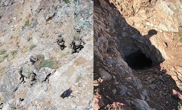 """Güvenlik Güçleri """"Girilmez"""" Denilen İkiyaka Dağları'nı Teröristlere Dar Etti"""