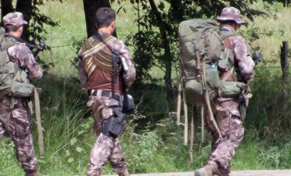 Halka Evlerinizden Çıkmayın Uyarısı Yapılıyor! Giresun'da PKK'lı Teröristler Kıskaca Alındı