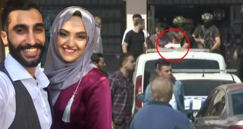 İstanbul Pendik'te Nişanlısını Rehin Alan Uzman Çavuş Okuldan Böyle Çıkarıldı