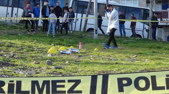 İstanbul'da Kanlı İnfaz! Boş Arazide Başından Vurdu Ve…