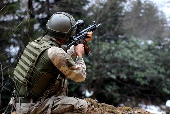 Karadeniz'de PKK'lı Terörist Avı Devam Ediyor! Askerler 'Kawa' Ve 'Aras'ın Peşinde…