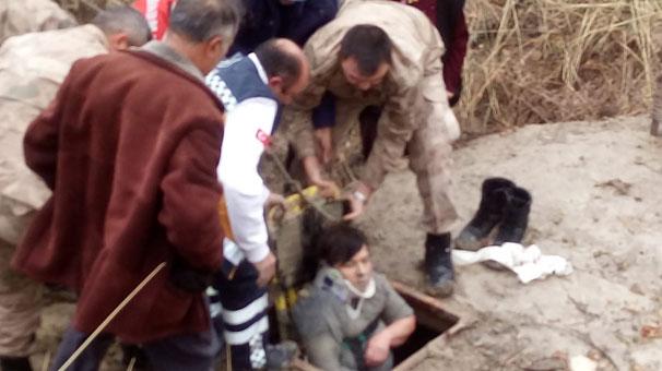Kayıp Olarak Aranan Kadın Bu Halde Bulundu