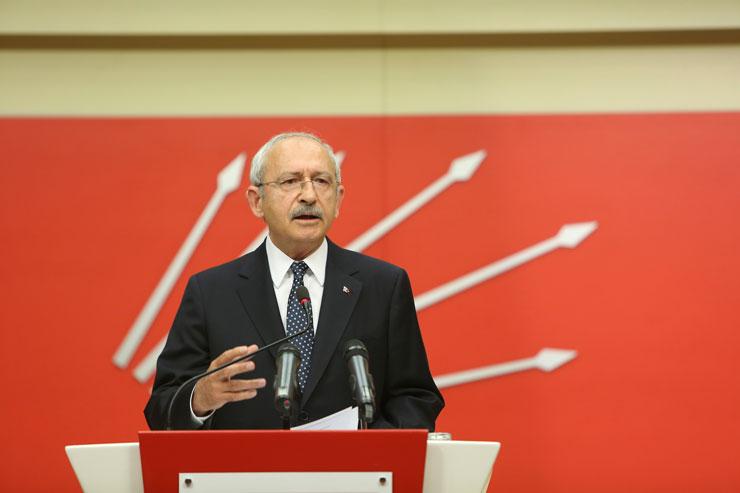 """Kılıçdaroğlu'ndan Şok Eden Afrin Çıkışı! """"Önce Seni Kefenle Karşılayanları Gönder"""""""