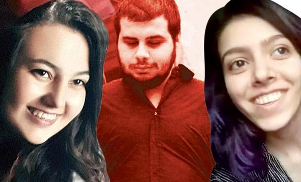 Korkunç! Ukrayna'da Öldürülen Genç Kızla Skype'ta Sohbet Ettiği Sırada Her Şey Yaşanmış