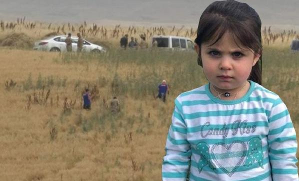 Küçük Leyla'nın Köyünde Büyük Hareketlilik, 4 Gündür Tokası ve Muskası Aranıyor