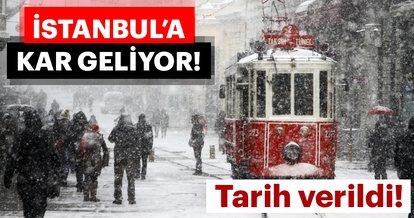Meteoroloji'den Son Dakika Hava Durumu Ve Kar Yağışı Uyarısı Geldi! İstanbul'a Kar Ne Zaman Yağacak?