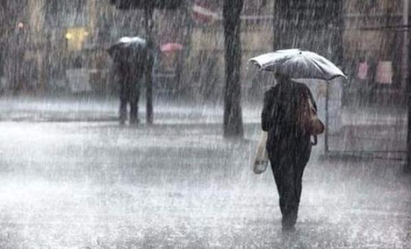 Meteoroloji'den Son Dakika Yağış Uyarısı