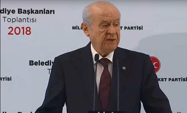 MHP Lideri Bahçeli Açıkladı: İstanbul, Ankara, İzmir'de AK Parti'ye Destek Vereceğiz