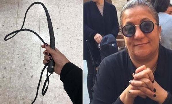 Milletvekili 'Kırbaçlı' Fotoğraf Yayınladı, Ortalık Karıştı