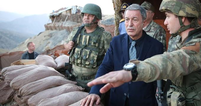 Milli Savunma Bakanı Hulusi Akar'dan Çok Önemli İdlib Açıklaması